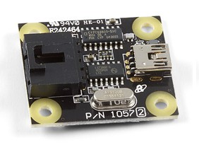 Phidgets - Encoder to USB adapter
