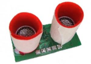 Sensor Ultrasound reduced range