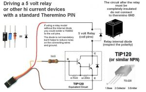 Theremino System - Simple Rele Driver