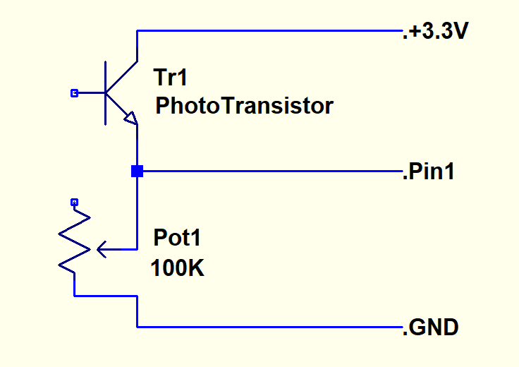 Theremino FlickerMeter schematics
