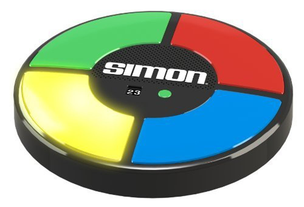 Theremino Симон игры