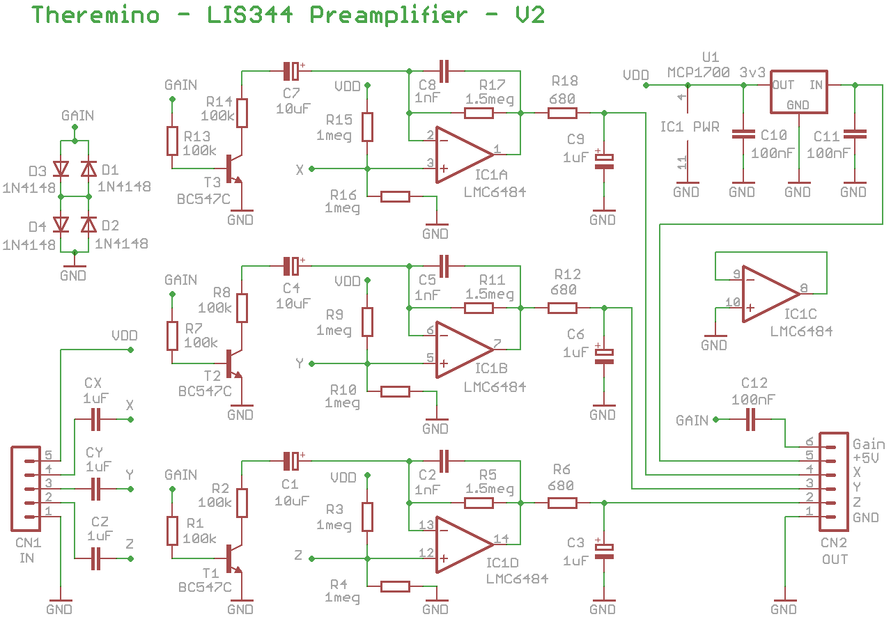 Accelerometers Theremino Accelerometer Wiring Diagram Free Download Diagrams Pictures Lis344 Preamp Sch Top