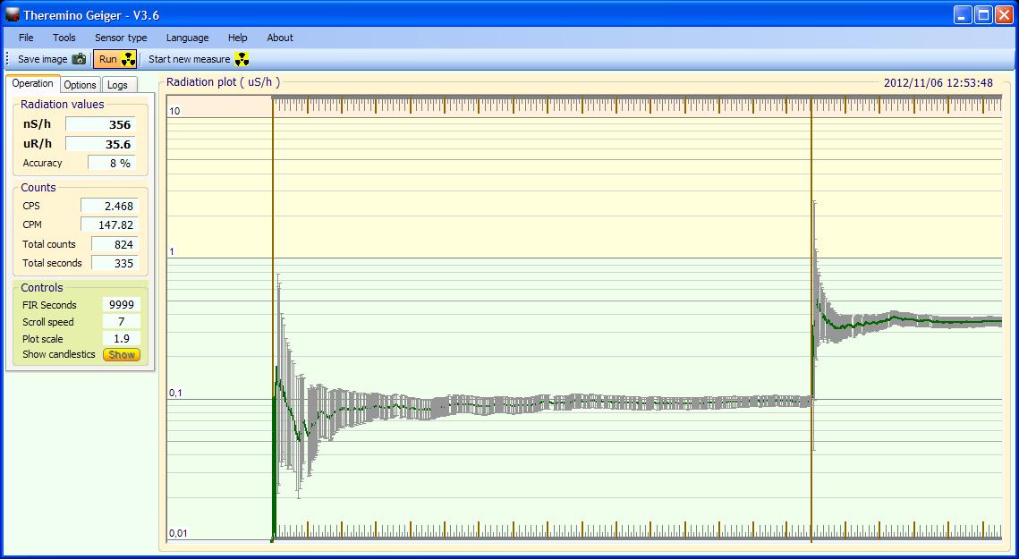 Schemi Elettrici Software Free : La misura delle radiazioni e del radon software schemi