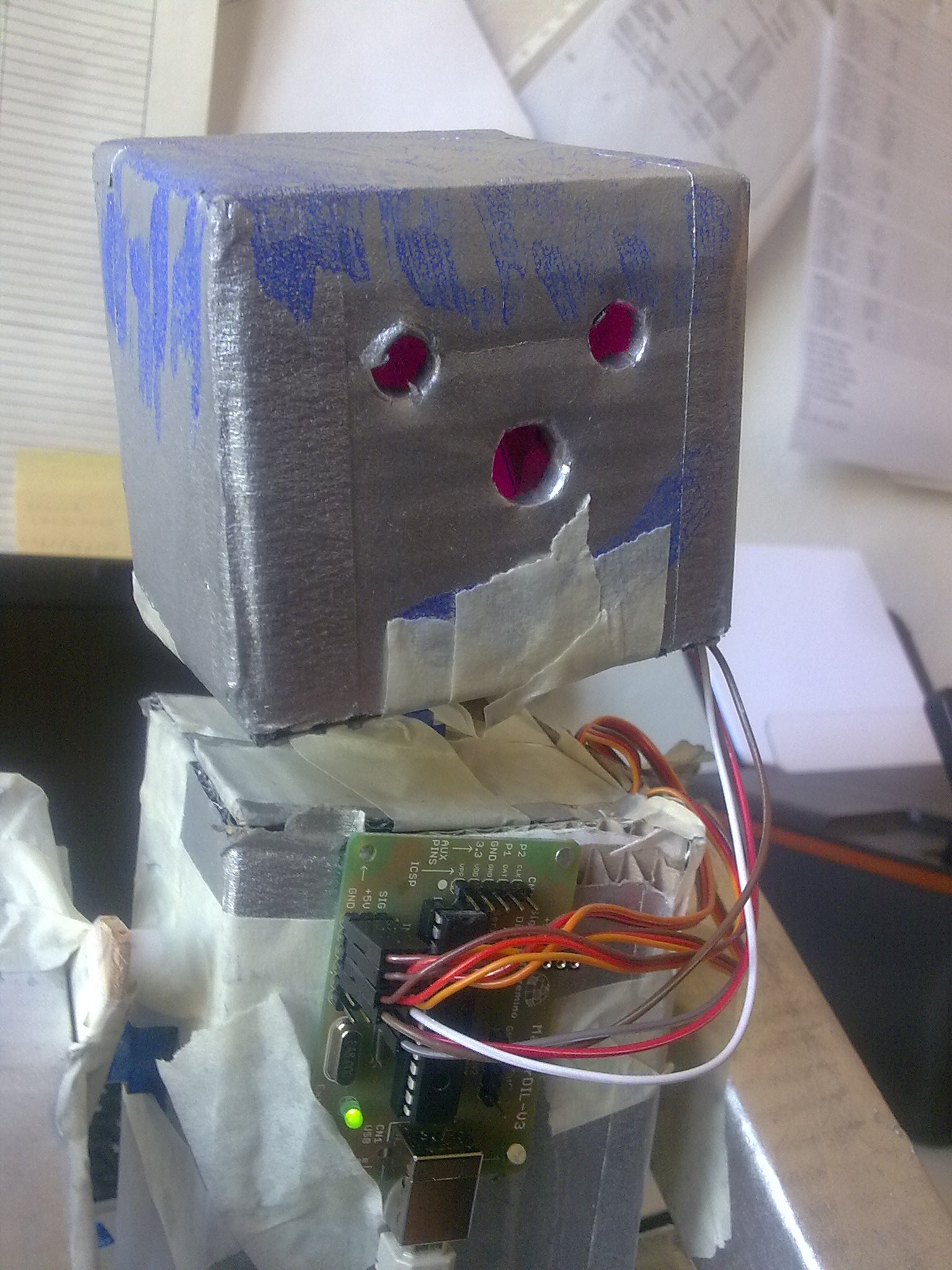 Robotics And Cnc Theremino Electrical Wiring Objective Questions A