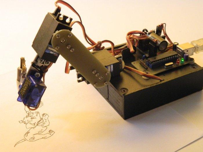 Robotics and CNC | theremino