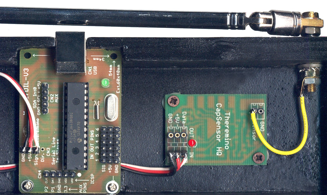 Multimedia Theremino Details About Printed Circuit Board Pcb Diy Arduino Geiger Counter Build A Real Theremin With Less Than 50 Euro