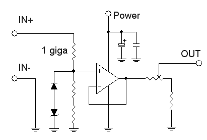 Hi Voltage circuit