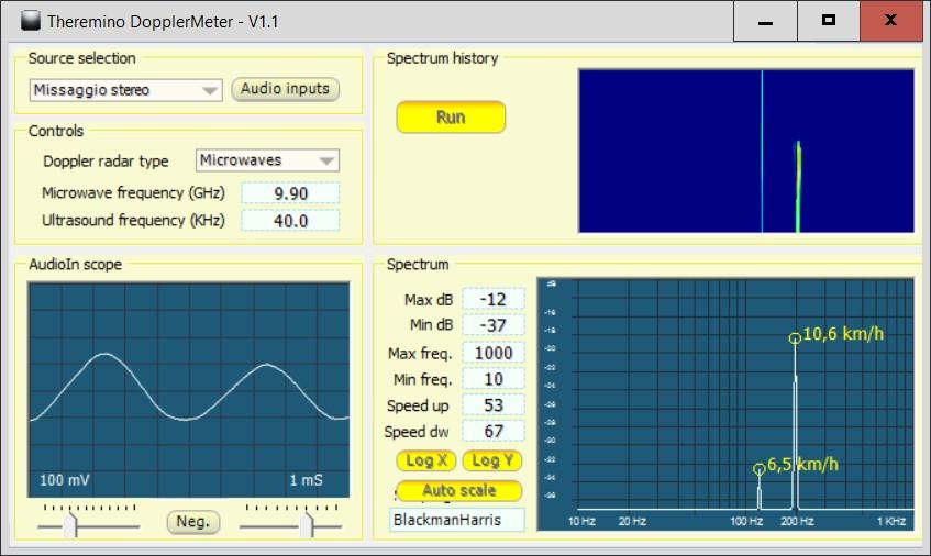 DopplerMeter