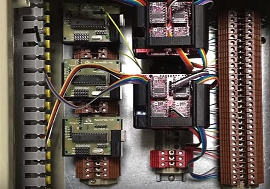 Theremino Robotic Control