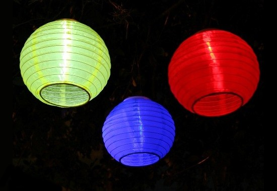 Theremino System - Chinese RGB lighting
