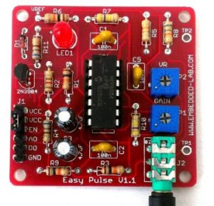 EasyPulse amplifier module