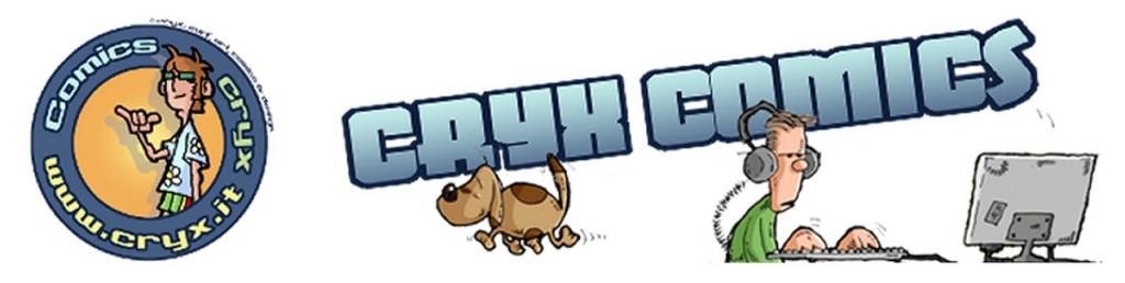 Cryx Comix Banner