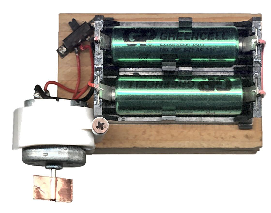 Microwave radar doppler - Tester
