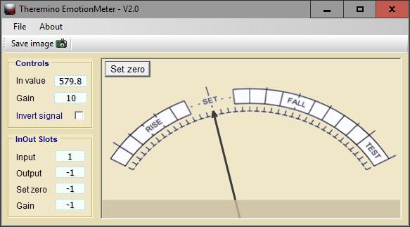 Emotion Meter