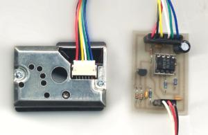 DustSensor Connections