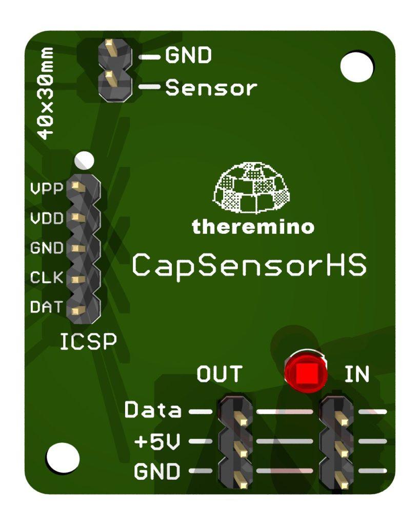 CapDSensor HS