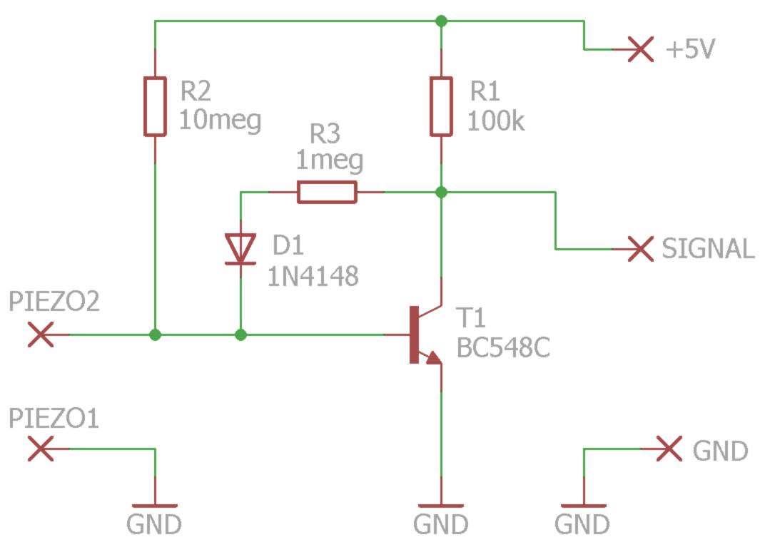 Piezoelectric sensors | theremino