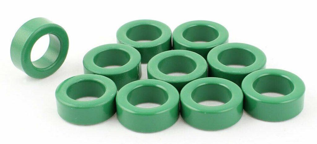 Зеленые тороиды