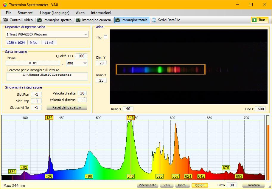 Spectrometer V3.0 ITA