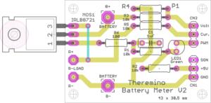 Batteriezähler V2-Karte