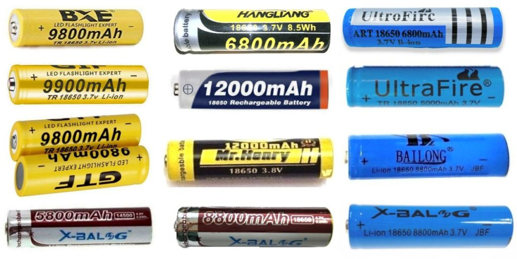 Fake Batteries